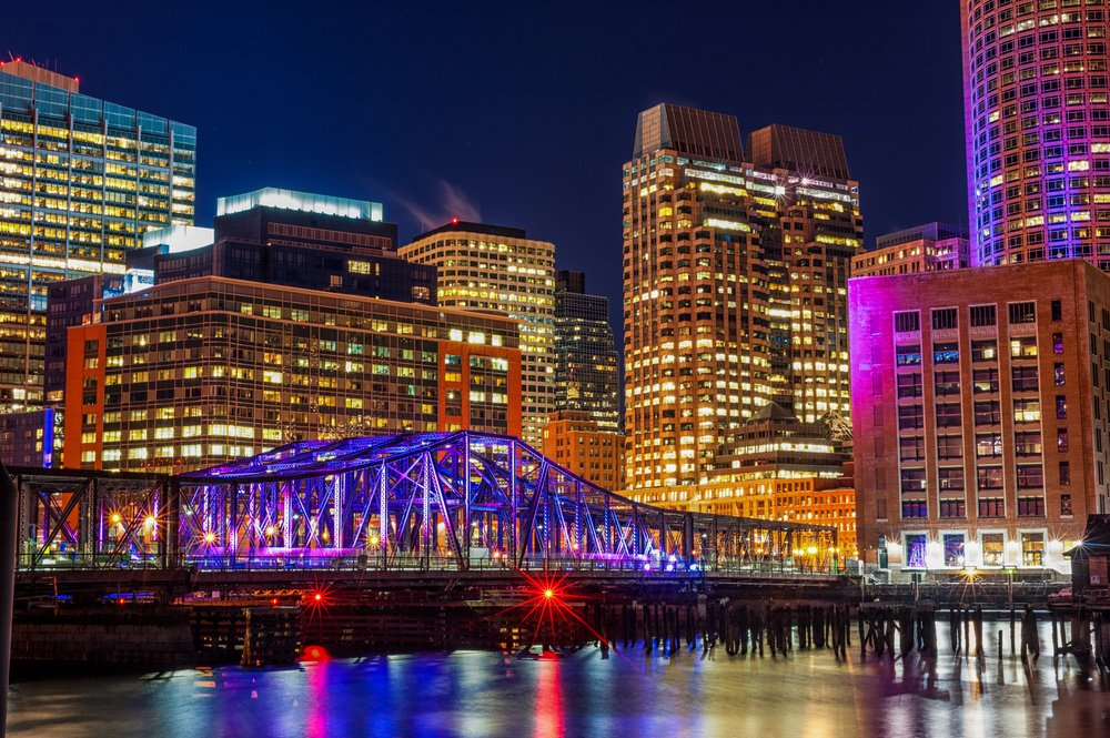 "5 public projects turning Boston into a ""smart city"" 